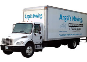 Angel's Moving Large Truck