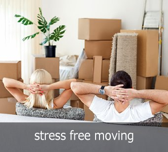 Stress free moving companies estimate