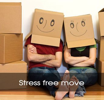 Stress free Vancouver movers