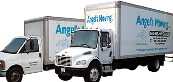 Angel's Moving Trucks