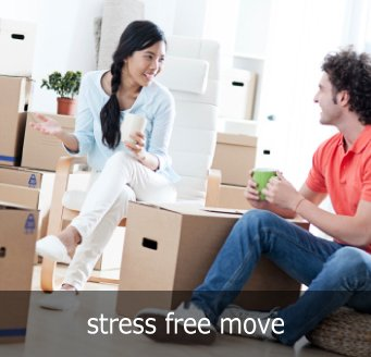 Vancouver Movers providing a stress free move